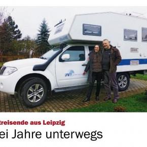 Artikel im BLITZ! Stadtmagazin, 01/2015