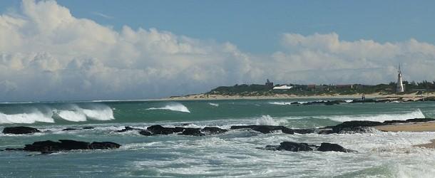 Jeffreys Bay liegt etwa 80 Km westlich von Port Elisabeth