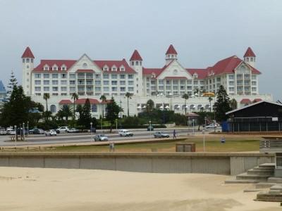 Schön kitschig - die Waterfront von Port Elisabeth