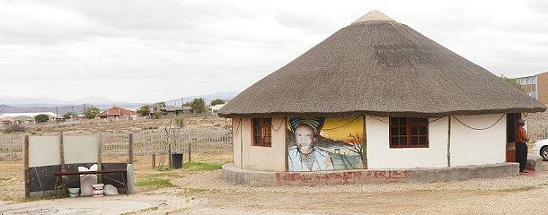 Die Hütte des Vereins