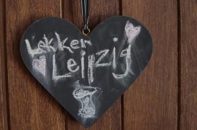 eine Liebeserklärung an Leipzig in africaans
