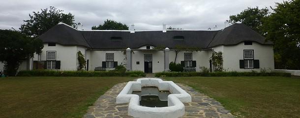 Herrschaftlich – das Drosty – Anwesen in Swellendam