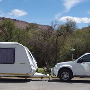 Südafrikas Camper