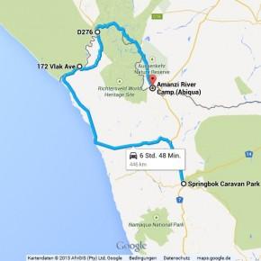 Statistik Südafrika, Teil 15 / Namibia, Teil 1