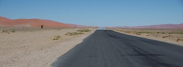 das Nichts der Wüste