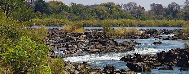 die Popa Falls