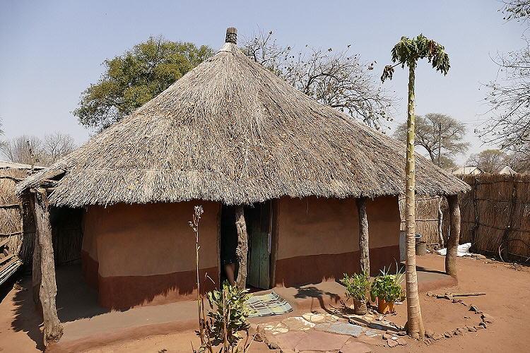 Mukuni - ein sambisches Dorf