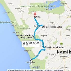 Statistik Namibia, Teil 10