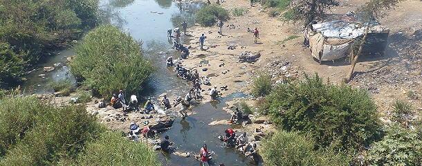 Lilongwe, Malawis Hauptstadt, liegt am gleichnamigen Fluss
