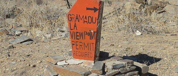 Impressionen aus Namibia
