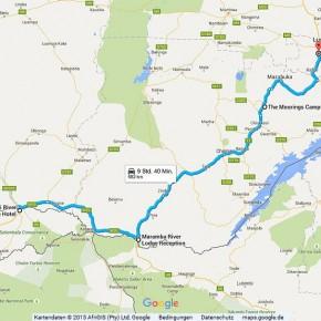 Statistik Sambia, Teil 1