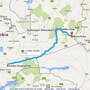 Statistik Sambia, Teil 2