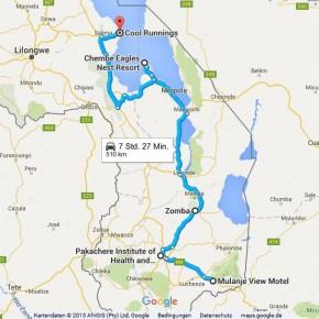 Statistik Malawi, Teil 2