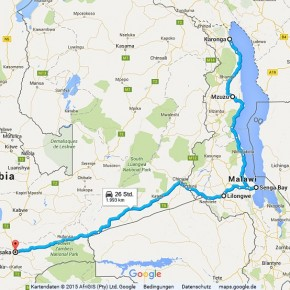Statistik Malawi, Teil 3