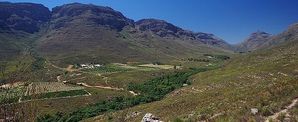 Eingebettet in die malerischen Cederberge liegt die Farm JAMAKA.