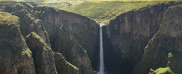 Maletsunyane-Wasserfall