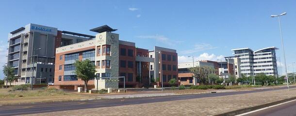 In Gaborone gibt es nichts Besonderes zu sehen.