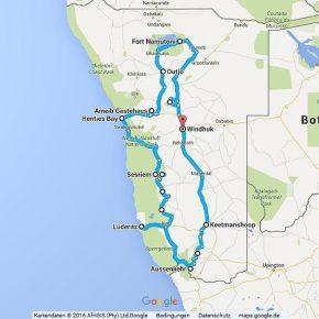 Statistik Namibia, Teil 15