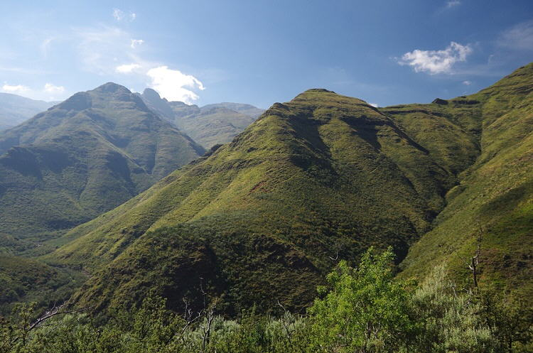 Reisepraxis Lesotho
