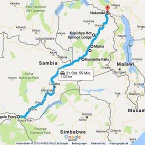Statistik Sambia, Teil 4
