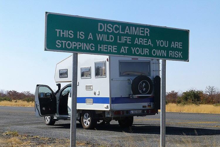 Reisepraxis Botswana