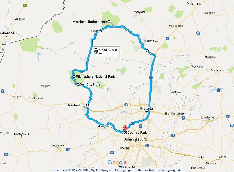 Statistik Südafrika, Teil 23
