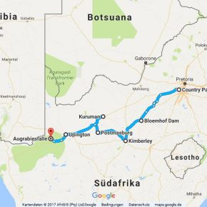 Statistik Südafrika, Teil 24 (Johannesburg - Upington)