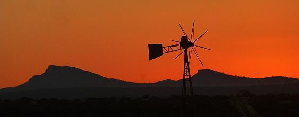 Abschied von Windhoek