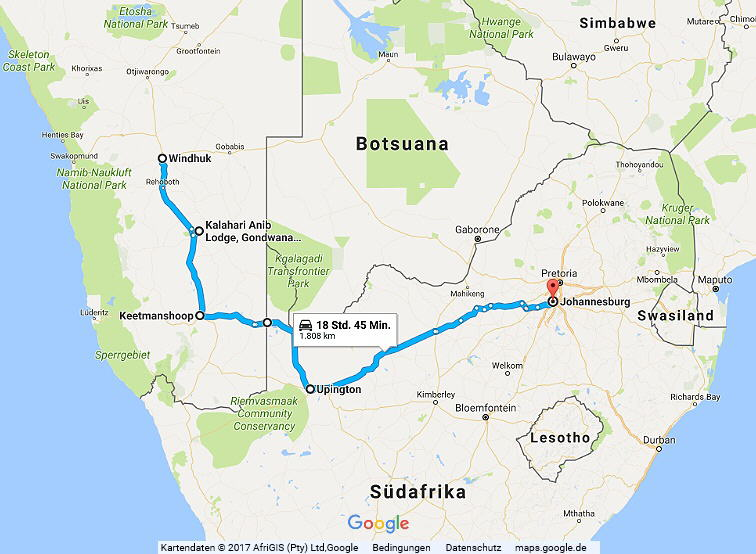 Statistik Südafrika, Teil 25