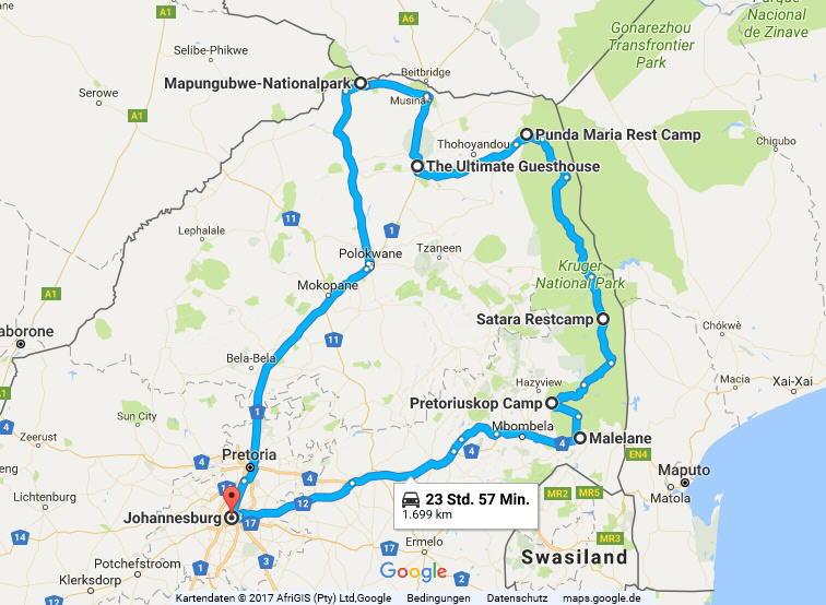 Statistik Südafrika, Teil 26