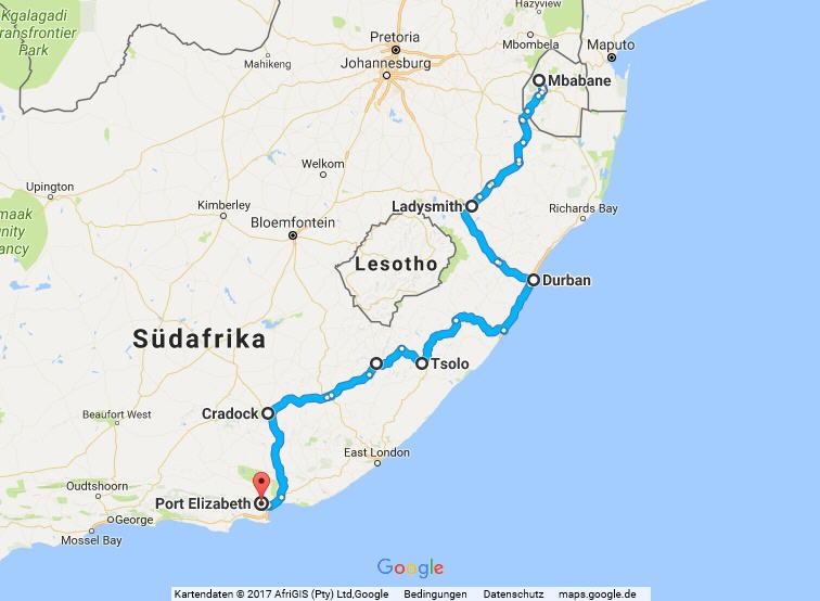 Statistik Südafrika, Teil 27