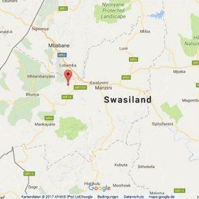 Wandern in Swasiland, Mlilwane-Nature Reserve
