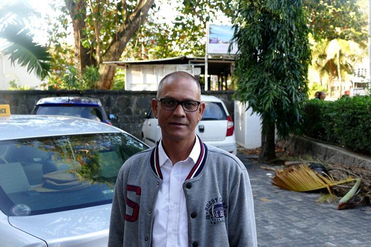Saleem, der Taxifahrer auf Mauritius