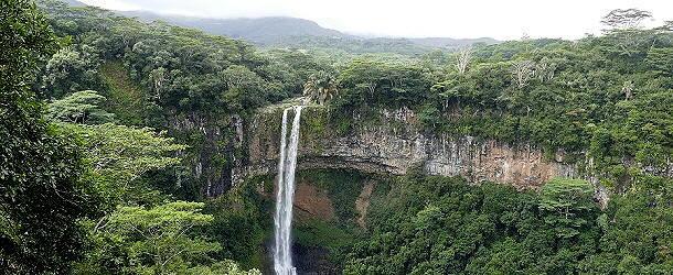 In den Southern Highlands gibt es Wasserfälle satt