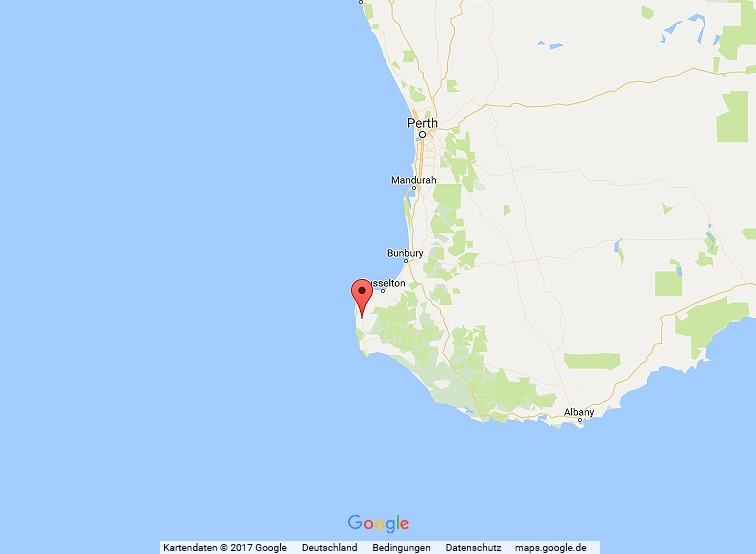Westaustralien, Margaret River - Prevelly