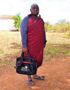 Ian aus Tansania