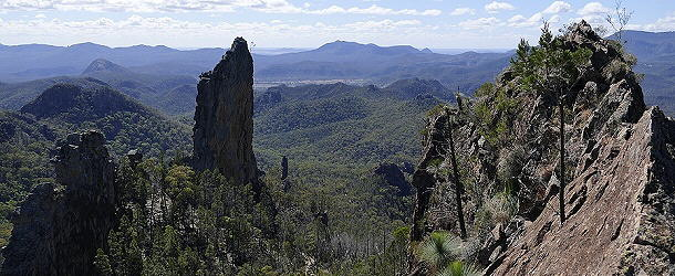 Warrumbungle Nationalpark