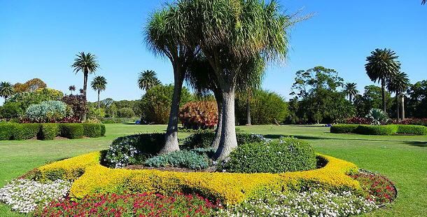 Wandern in Australien, Sydney Paddington, Centennial Park