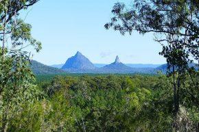 Märchenhaft mystisch – die Kleckerburgen der Glass House Mountains