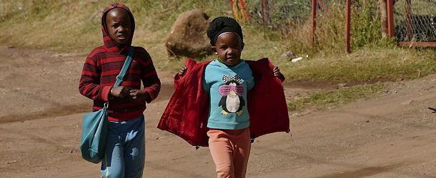 irgendwo in Südafrika
