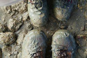 ... danach sollte man allerdings die Schuhe putzen.