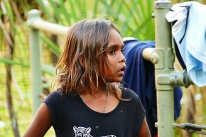 The Aboriginal way of live.