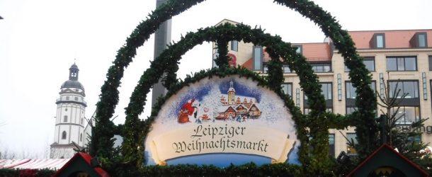 Trotzdem blieb Zeit für einen Besuch des Weihnachtmarktes
