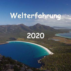 Welterfahrung 2020 – der neue Fotokalender